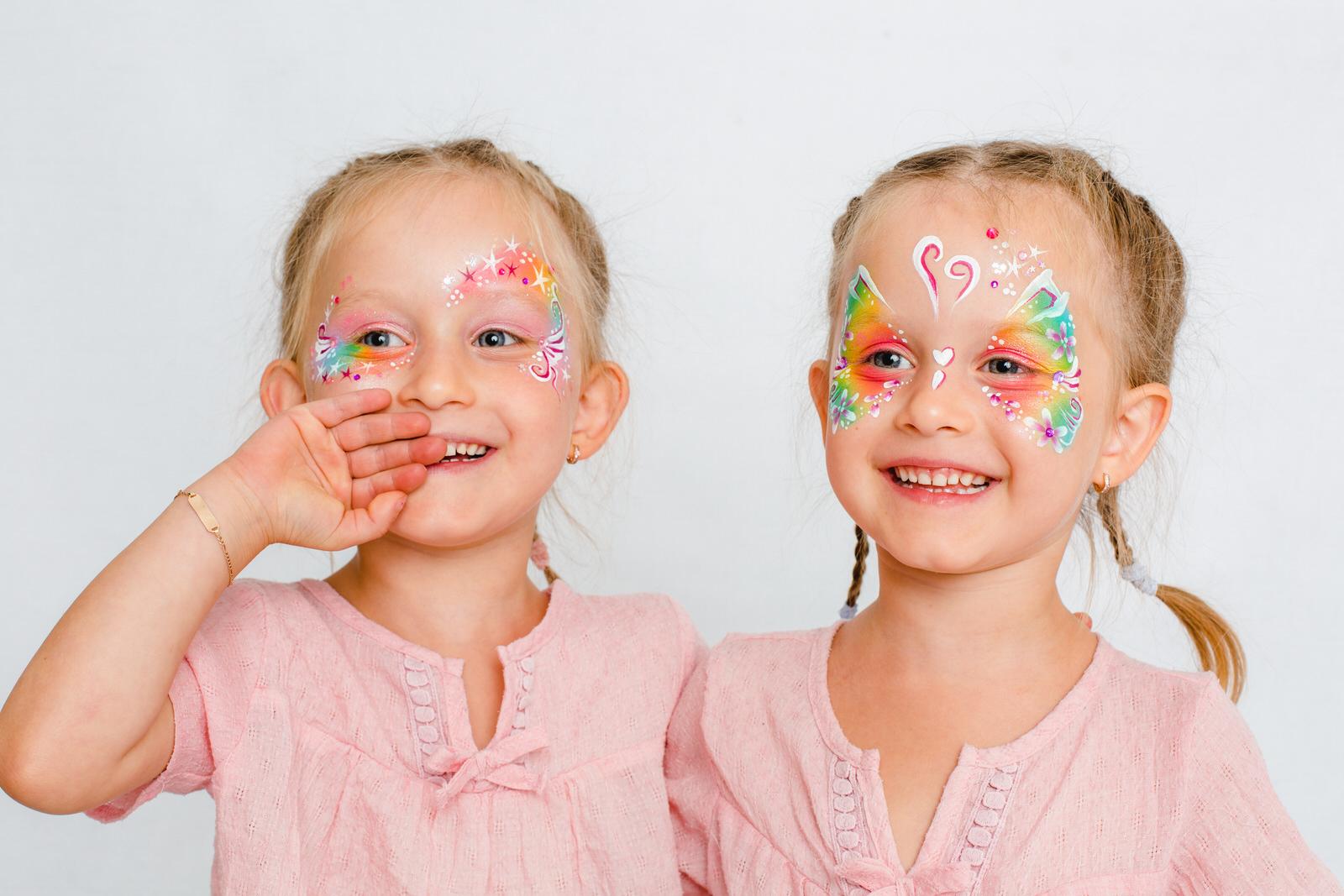 Kinderschminken-Miri