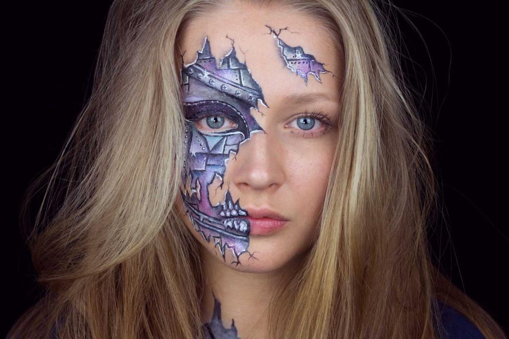 Makeup Roboter