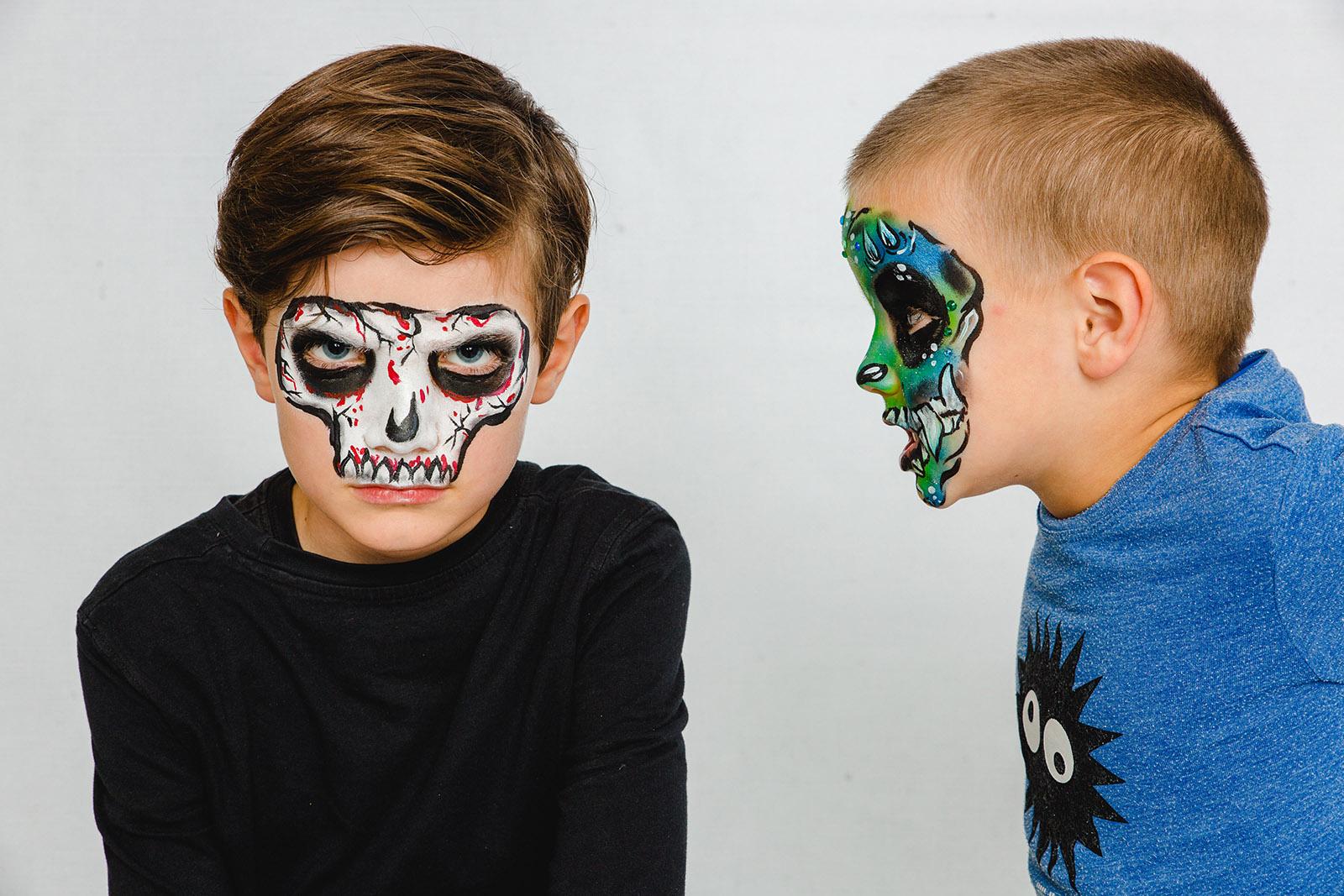 Halloween Makeup Ideen