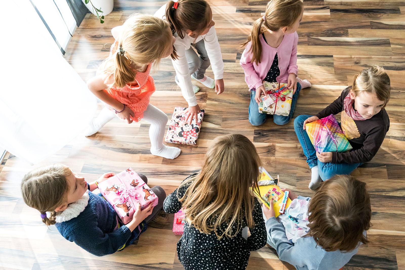 Besondere Idee für den Kindergeburtstag